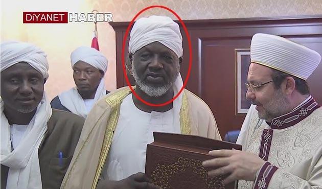 Çad İslam Konseyi Başkanı Şeyh Hasan Hüseyin Abakar vefat etti