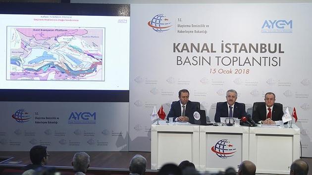 Kanal İstanbul'un güzergahı resmen belli oldu | VİDEO
