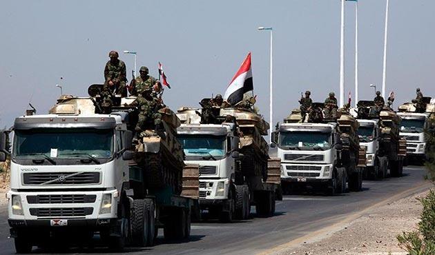 Esad rejiminden 'PYD ordusu' açıklaması