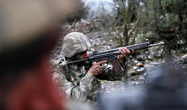 8-15 Ocak tarihleri arasında terör operasyonları bilançosu