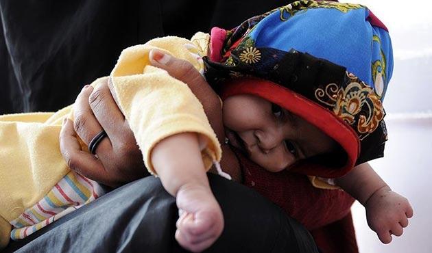Yemen'de iç savaş sırasında 5 bin çocuk öldü veya yaralandı
