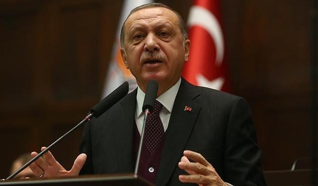 Erdoğan'dan CHP'ye Kaftancıoğlu tepkisi