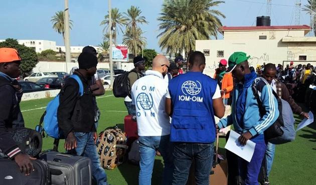 Libya'da kaçırılan IOM çalışanı serbest bırakıldı