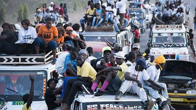 Gambiya'da AIDS vakaları artıyor