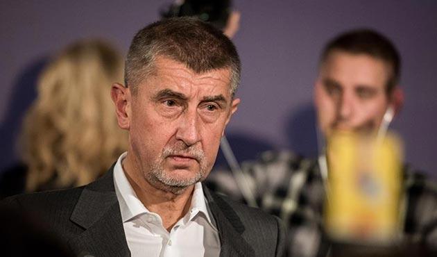 Çekya Başbakanı Babiş'ten istifa kararı