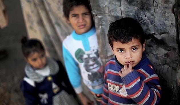 'Milyonlarca Filistinli büyük bir tehlike ile karşı karşıya'