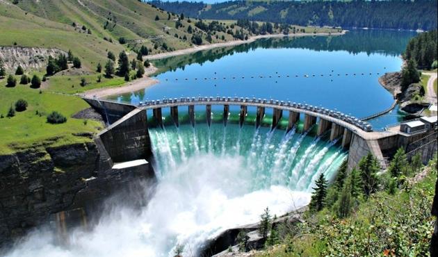 'Hidroelektrik santraller nehirleri kurutmaz'