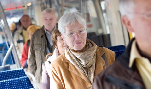 Almanya'ya yaşlı nüfus uyarısı