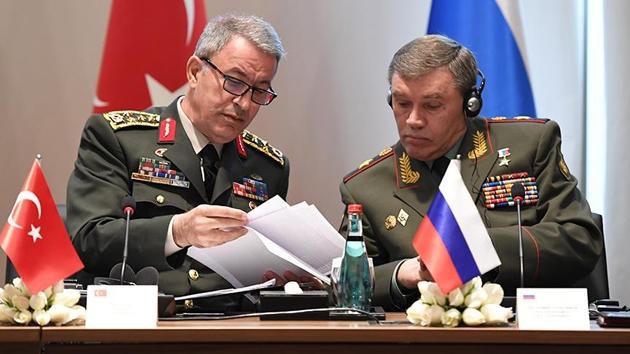 Genelkurmay Başkanı Hulusi Akar'dan Rusya'ya kritik ziyaret