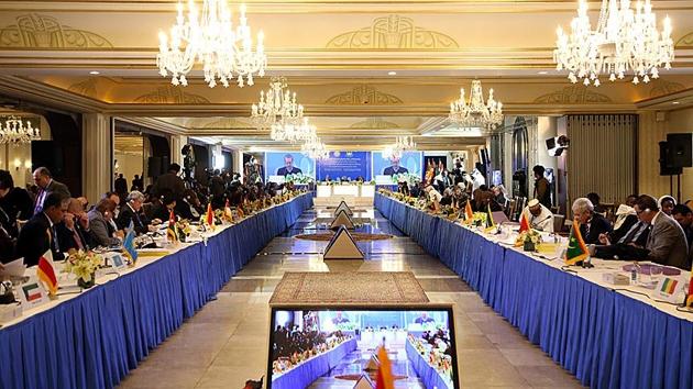 İran'daki 13'üncü İSİPAB Konferansı sona erdi