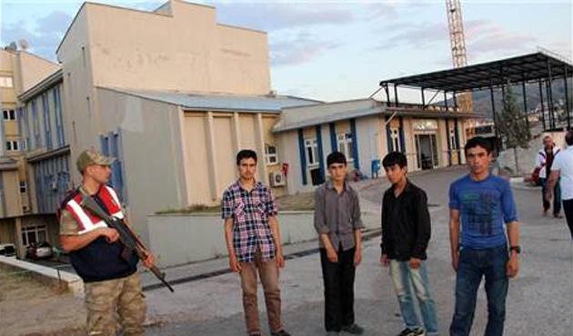 Sivas'ta 137 yabancı uyruklu yakalandı