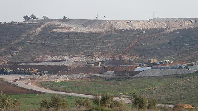 TSK Afrin'deki PYD/PKK hedeflerini vurdu