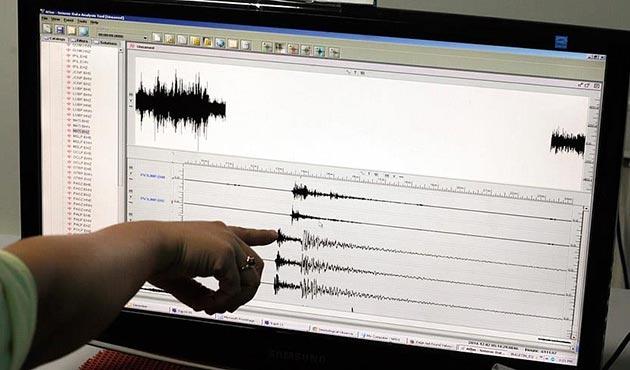 Rodos açıklarında deprem