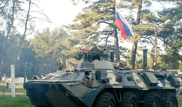 Rusya, Afrin'den askerlerini çekmeye başladı