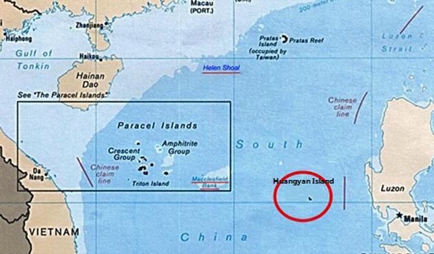 Çin'den ABD'ye Güney Çin Denizi tepkisi