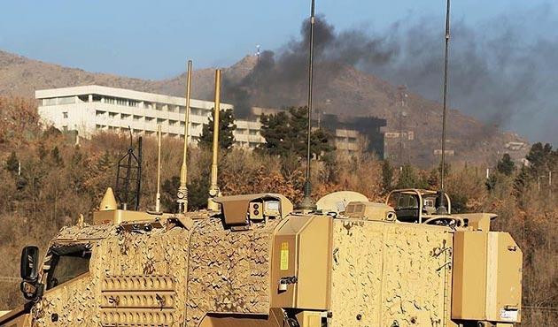Afganistan'da düzenlenen terör saldırısında 5 kişi öldü