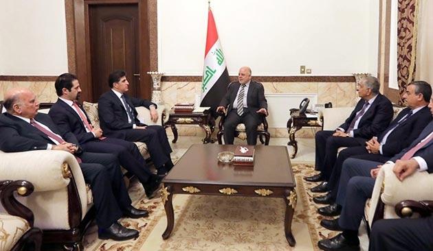IKBY Başbakanı Barzani'den Bağdat'ta 'sürpriz ziyaret'