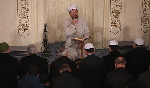 Afrin'deki harekat  için 90 bin camide Mehmetçik'e 'zafer duası'