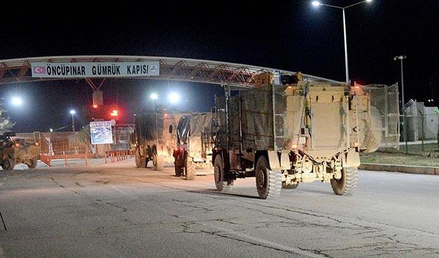 Sınırdaki bazı alanlar 15 gün boyunca özel güvenlik bölgesi ilan edildi