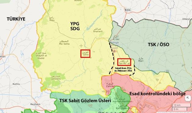 İki eski ordu mensubunun gözüyle Zeytin Dalı harekatı
