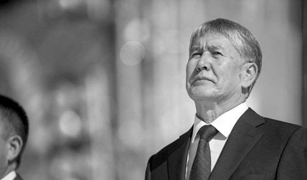 Almazbek Atambayev siyasete geri dönüyor