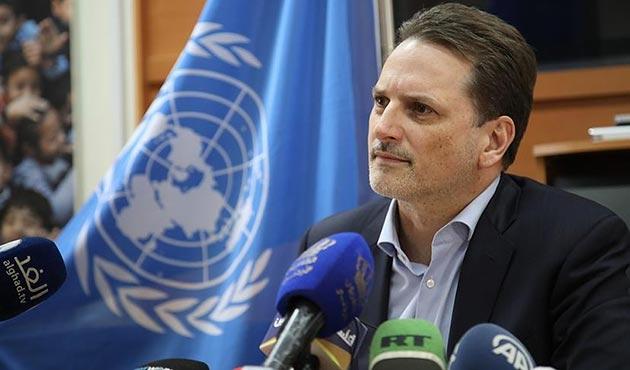 UNRWA'dan uluslararası camiaya 'Filistin' çağrısı