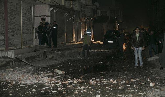 PYD/PKK'nın Reyhanlı'ya saldırdığı mevziler yok edildi