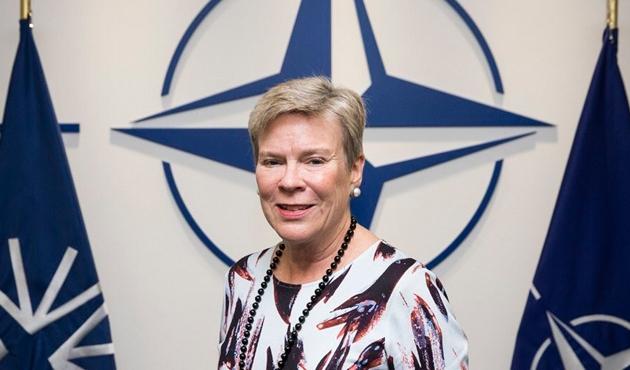 NATO Genel Sekreter Vekili Gottemoeller Türkiye'de