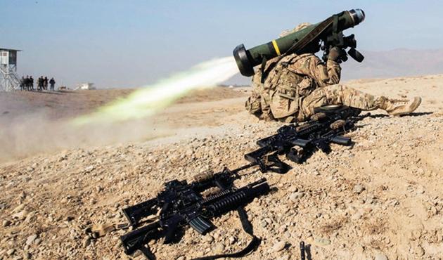 Gürcistan ABD'den anti tank füze sistemi alımına başladı