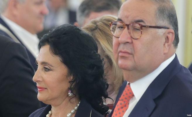 Özbek milyarderin eşi Putin'in resmi temsilcisi oldu