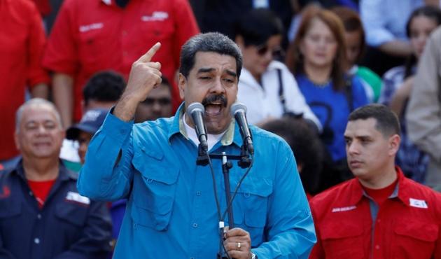 Venezuela'da Maduro yeniden aday