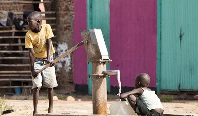 Diyanet Afrika'ya 48 su kuyusu daha açacak