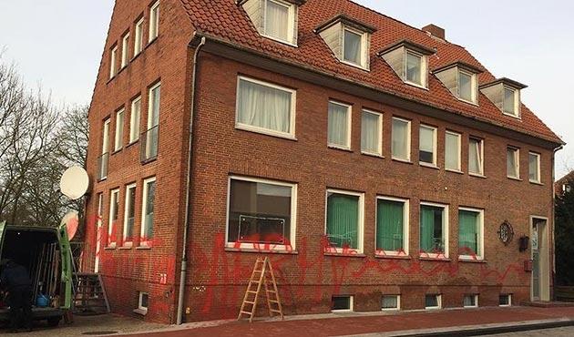 Almanya'da PYD/PKK'nın camilere saldırıları sürüyor