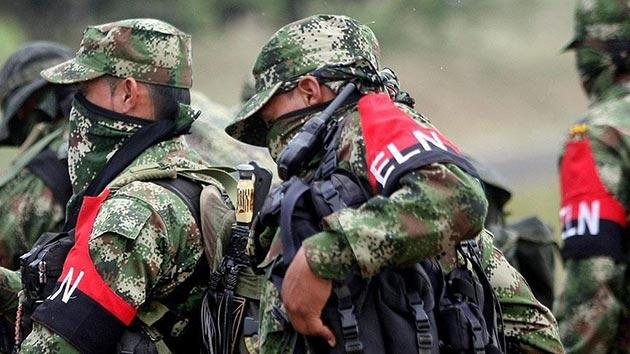 Kolombiya'da ordu güçleri ile ELN mensupları arasında çatışma
