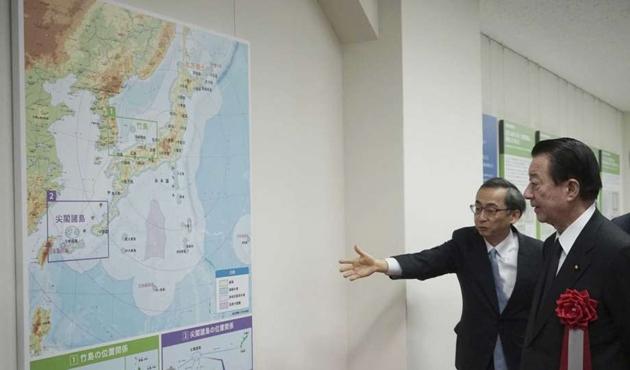 Japonya'da tartışmalı adalarla ilgili müze açıldı