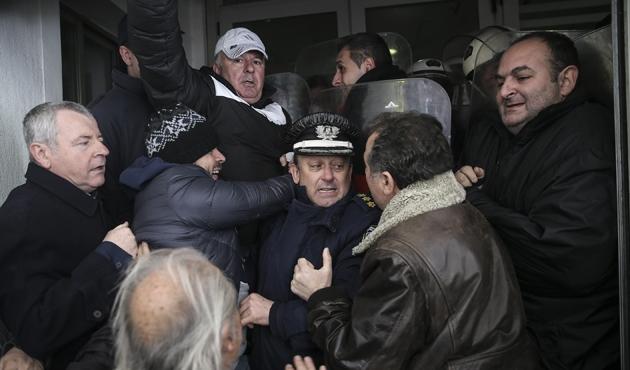 Yunanistan'da sağlık çalışanları grevde