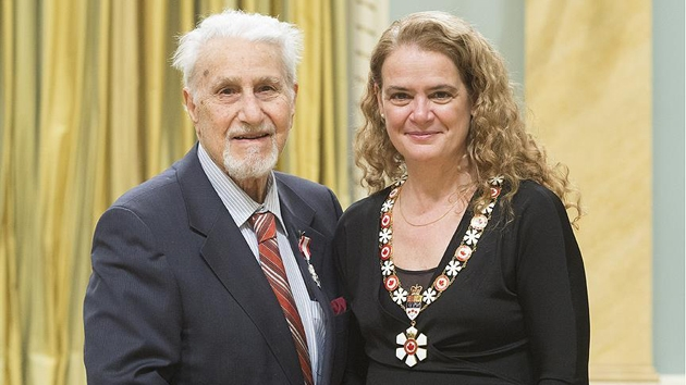 Kanada tarihinde ilk kez bir Türk şeref madalyası aldı