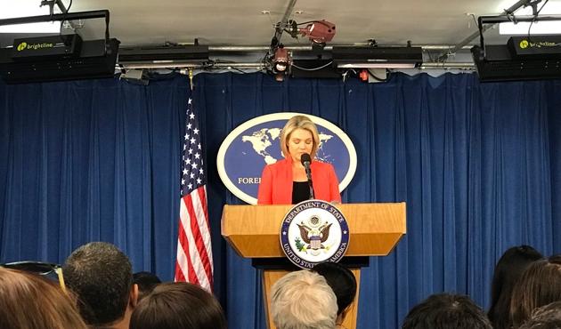 ABD'den Afrin için 'PKK' itirafı