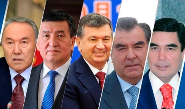 'Orta Asya liderleri'nin ilk resmi zirvesi Mart'ta