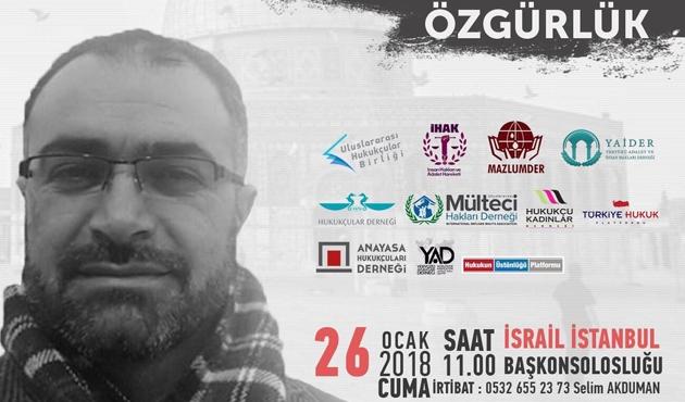Akademisyen Tekeli'nin İsrail'de gözaltına alınmasına tepkiler devam ediyor