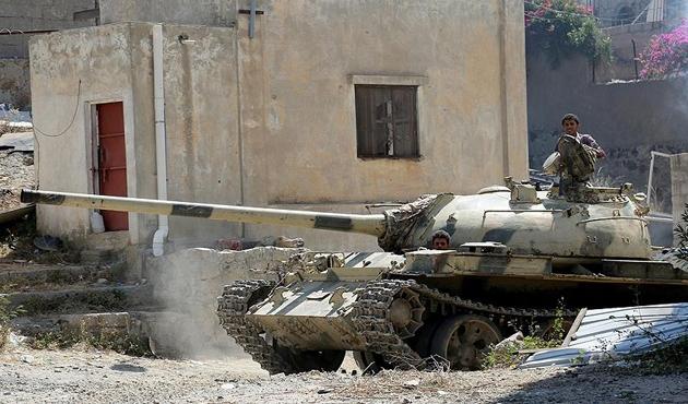 Yemen'de Husilerin kuşatmasındaki Taiz'i kurtarma operasyonu
