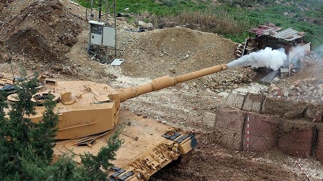 TSK: Zeytin Dalı Harekatı'nda 343 terörist etkisiz hale getirildi