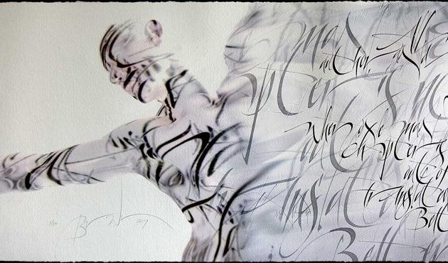 'Denis Brown' ile kaligrafi çalıştayı
