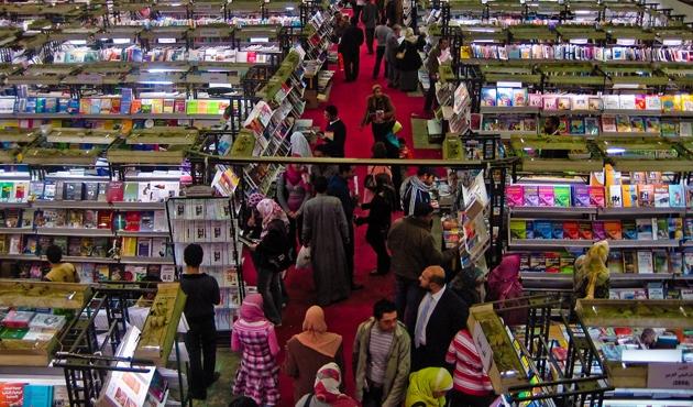 49. Uluslararası Kahire Kitap Fuarı açıldı