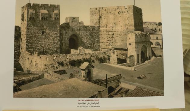 Lübnan'da 'Osmanlı Döneminde Filistin' etkinliği