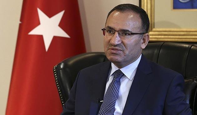 Bozdağ'dan ABD'ye: Bundan sonra Türkiye sözle beraber icraata bakacak