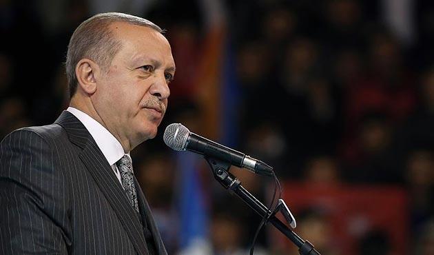 Cumhurbaşkanı Erdoğan'dan Afrin açıklaması