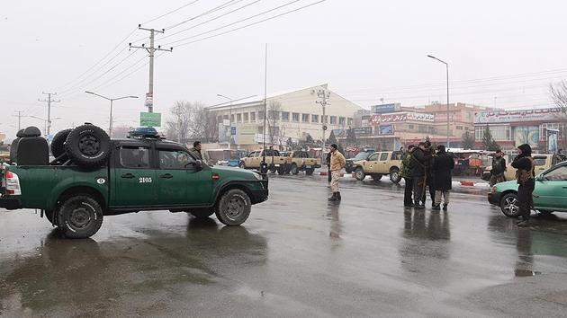 Afganistan'da meydana gelen çatışmada 16 polis öldü