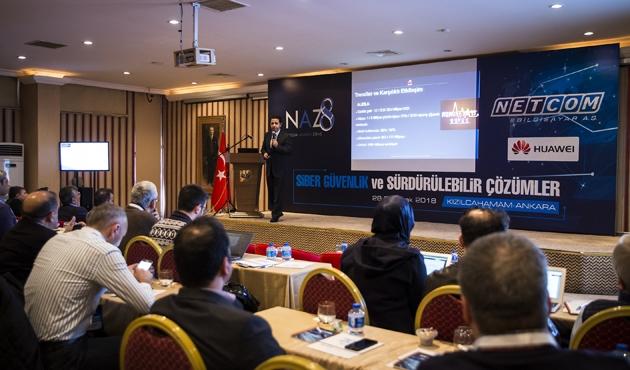 Netcom Akademi Zirve 8 etkinliği