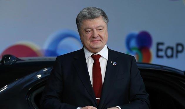 Poroşenko'dan Kremlin Raporu için ABD'ye teşekkür
